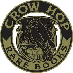 logo: Crow Hop Rare Books