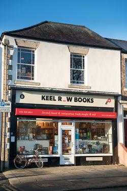 Keel Row Books store photo