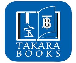 Takara Books logo