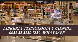 logo: LIBRERIA TECNOLOGIA Y CIENCIA