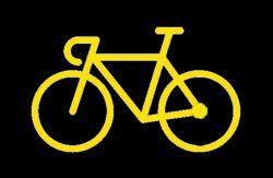 Yellow Bike Books logo