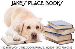 logo: Jake's Place Books