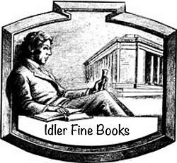 Idler Fine Books logo