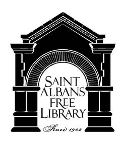 logo: Saint Albans Free Library
