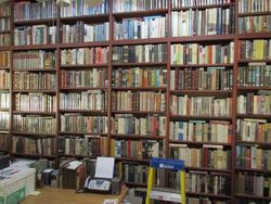 Timothy Norlen Bookseller store photo