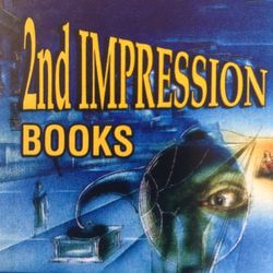logo: 2nd Impression Books