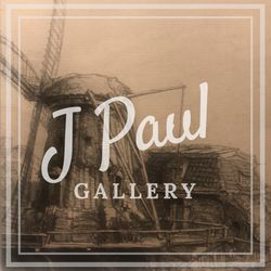 logo: J Paul Gallery