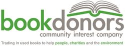 Bookdonors Community Interest Company logo