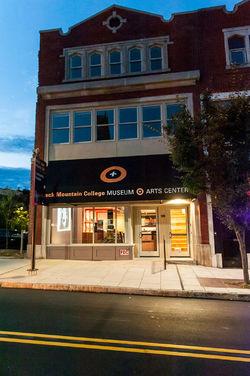 Black Mountain College Museum + Arts Center Bookstore store photo