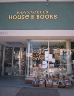 Maxwell's House of Books store photo