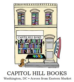 logo: Capitol Hill Books