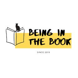 logo: Being in the Book