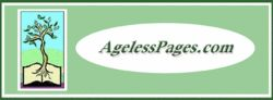 Ageless Pages logo