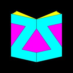logo: Zachary Stacy, Bookseller