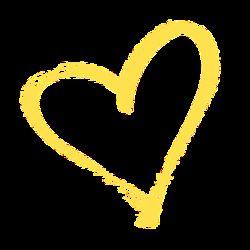 logo: The Yellow Heart, LLC
