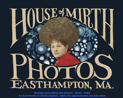 House of Mirth Photos logo