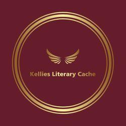Kellies Literary Cache logo