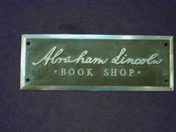 Abraham Lincoln Book Shop, Inc. logo