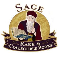 Sage Rare & Collectible Books, IOBA logo