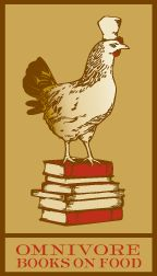logo: Omnivore Books on Food