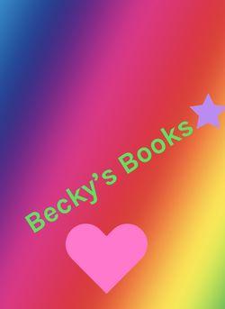Becky's Books logo