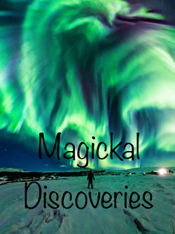 Magickal Discoveries logo