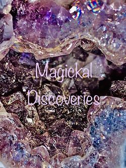 Magickal Discoveries store photo