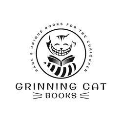 Grinning Cat Books logo