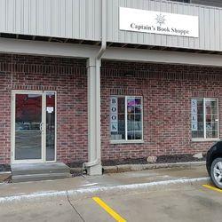Captain's Book Shoppe LLC store photo