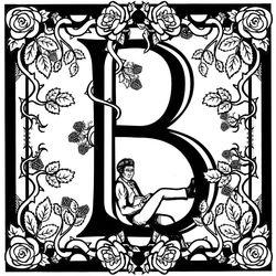 Bramble Bookshop logo