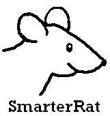 SmarterRat Books logo