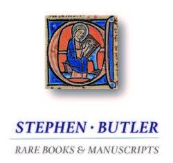 Stephen Butler Rare Books & Manuscripts logo