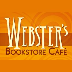 Webster's Bookstore Cafe logo