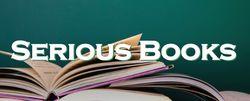 Serious Books logo