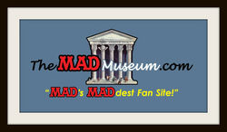 The MAD Museum logo