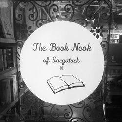 The Book Nook of Saugatuck logo