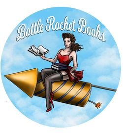 Bottle Rocket Books logo