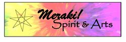 Meraki! Spirit & Arts Metaphysical logo