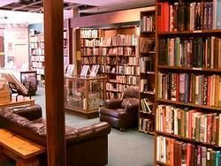 Blue Whale Books, ABAA store photo