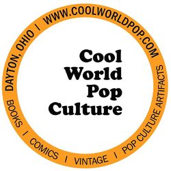 Cool World Pop Culture logo