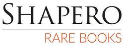 Shapero Rare Books  logo