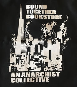 Bound Together Bookstore logo