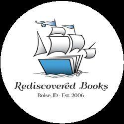 Rediscovered Books logo