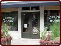logo: Kaboom Books