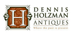 Dennis Holzman Antiques logo