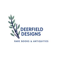 Deerfield Designs - Rare Books & Antiquities  logo