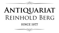 Antiquariat Reinhold Berg ek logo