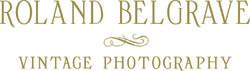 roland belgrave vintage photography ltd logo