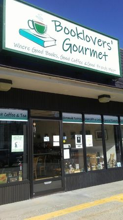 Booklovers Gourmet store photo