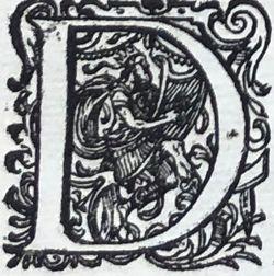 De Bry Engravings logo
